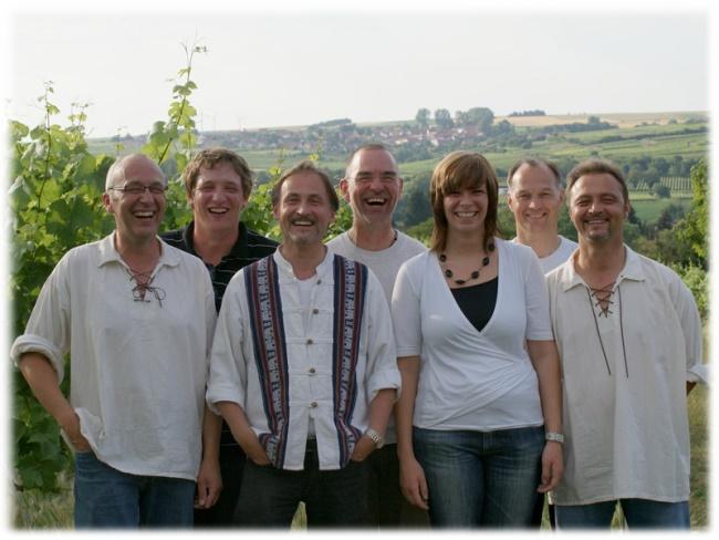 Die Gruppe Witzun im Jahr 2010 (mit freundlicher Genehmigung durch Witzun)